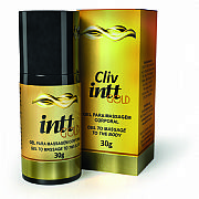 Cliv Intt Gold - Extra Forte 30ml - Gel Anal