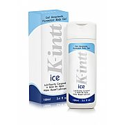 Lubrificante K-intt Ice - Gel Frio - Vaginal e Anal
