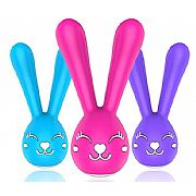 iGox Nancy | Estimulador Happy Bunny - Intenso Duplo Vibrador