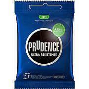 Prudence Ultra Resistente com 03 Unidades / 4215
