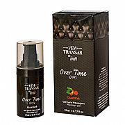 Over Time Gel Masculino Retardante 17ml - Vem Transar
