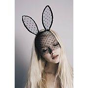 Máscara em Renda - Bunny Sexy Masc