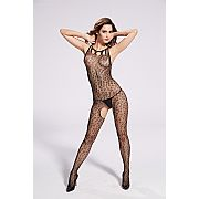 Bodystocking - Macacão Leopardo - 3644