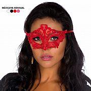 Máscara Sensual