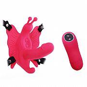 Cinta Borboleta Ultra Passionate Soft Touch + Controle sem Fio - 30...