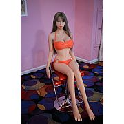 Boneca Realistica Asiática - Sex Doll 3 Cyberskin