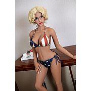 Boneca Realistica Americana - Sex Doll 7 Cyberskin