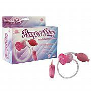 Estimulador Vaginal de Sucção com Penetração e Vibro