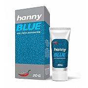 Hanny Blue 20g - Anestésico Anal