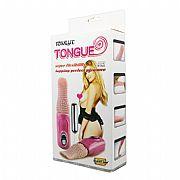 Tongue Massager Massageador em Formato de Língua - Baile