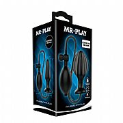 Plug Anal Inflável - MR PLAY - Pretty love