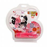 Cinta Massageadora Com Formato de Borboleta - Butterfly Mini - Baile